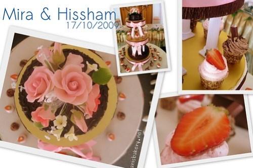 Mira n Hissham wedding