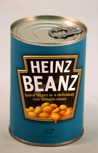 Heinz Baked Beans Product Shot