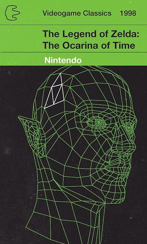 Legend of Zelda by Olly Moss