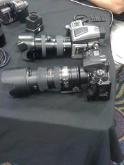 Nikon vs H3D-II