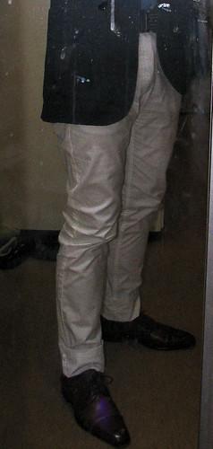 Witte H&M broek