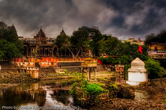 Another take at Indore's Chhatri