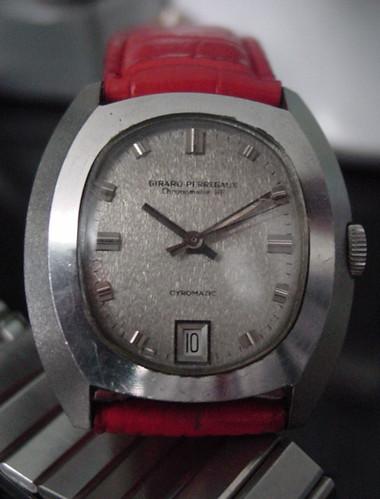Girard Perregaux Chronometer HF Gyromatic
