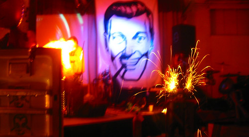 20081115 - SubGenius Devival in Baltimore - 171-7103 - The Motor Morons - power tools band - please click through to leave a comment on FlickR