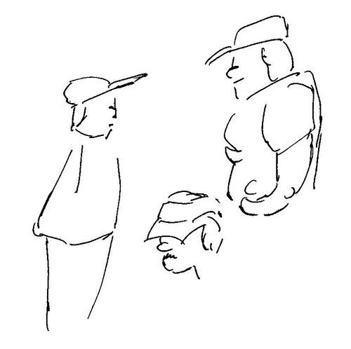 Life drawing, part 6