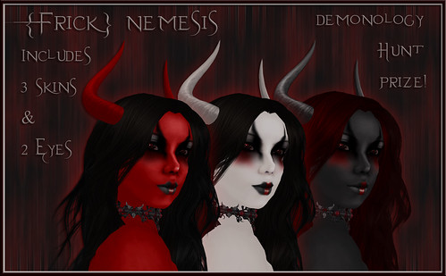 {Frick} - Nemesis - Demonology Hunt Gift
