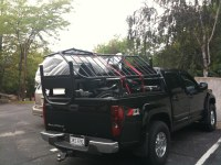 Roof racks? - Chevrolet Colorado & GMC Canyon Forum