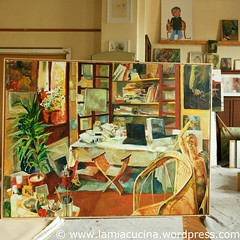 Atelierbesuch Bruno Ritter 7_2009 09 15_2385