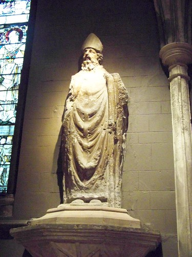 Statue of St. Patrick
