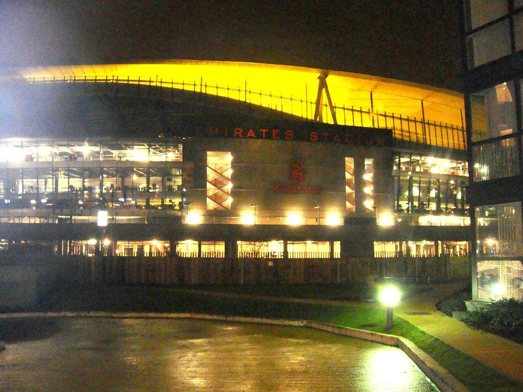 Nuevo Estadio Emirates