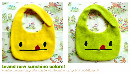 sunny colors!