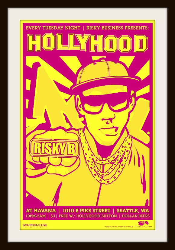 hollyhood flyer