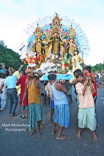 Durga Immersion