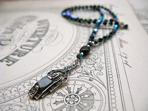 Ouverture necklace