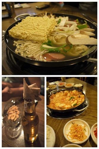 nabe dinner