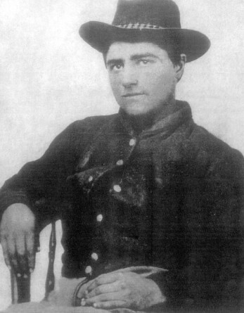 Charles Conrad Becker war photo by you.