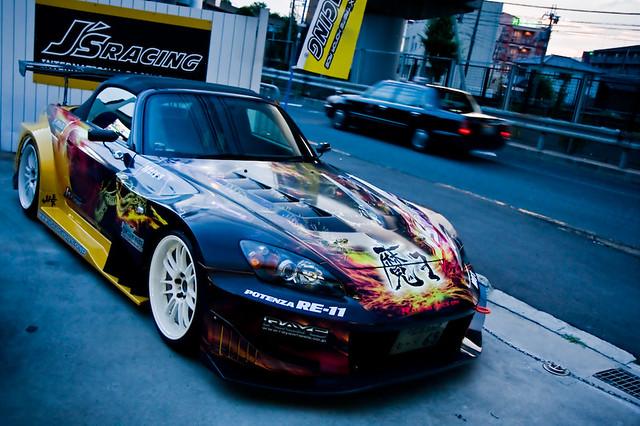 J's Racing S2000 GT
