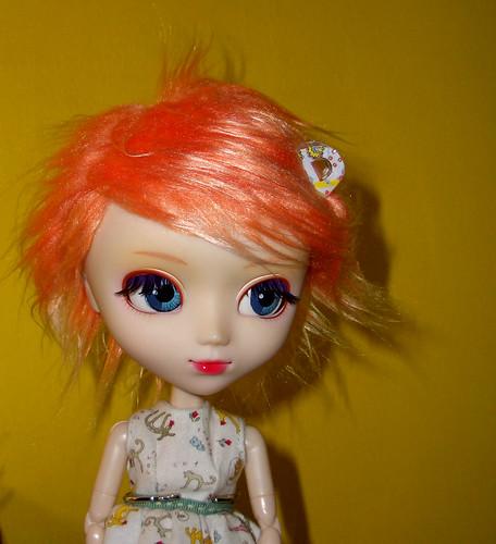 Oona's New Hair