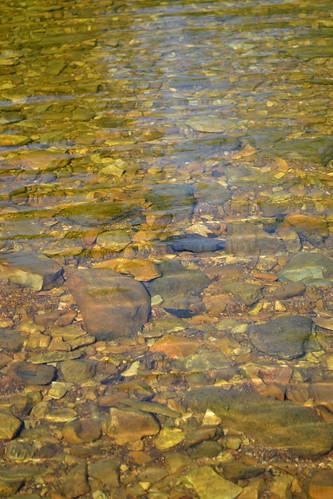 rocks under water 5