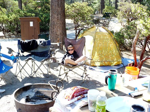 San Jacinto State Park: Excellent family camping in Idyllwild