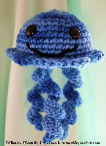 Crochet Jellyfish - One Dog Woof | 500x365
