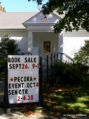 Chesterfield Library Book Sale (September 26th, 2009)