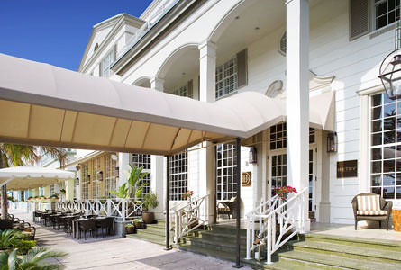the estate of things chooses betsy ross hotel exterior