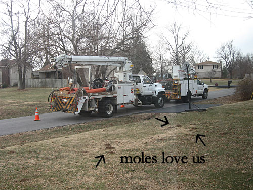 Utility Work