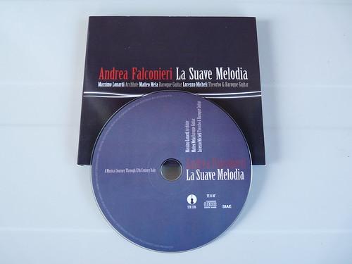 Andrea Falconieri La suave melodia