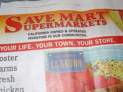 Save Mart flyer
