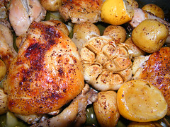 Greek Lemon Chicken 3, MyLastBite.com