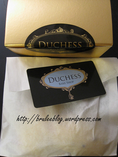 Duchess Bake Shop goodies