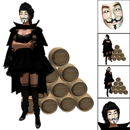 Remember, remember the Fifth of November, The Gunpowder Treason and Plot,