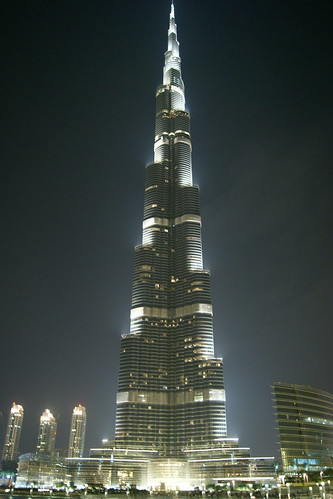 Burj Khalifa by glenncontreras