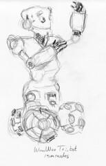 WowWee Tri-bot 002