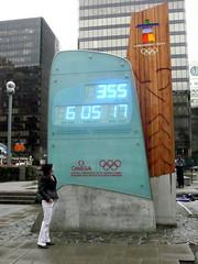 Olympic Clock