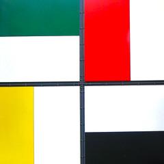 Le Corbusier pavilion 5: detail