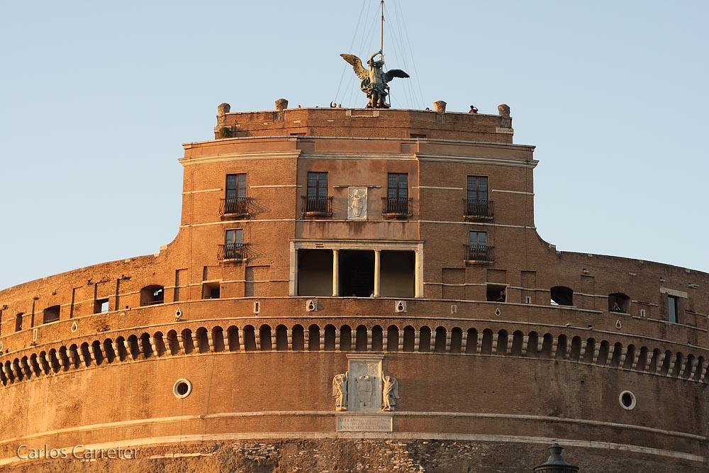 Castel Sant'Angelo (Mausoleo de Adriano)