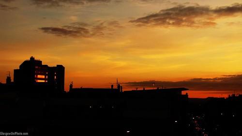 Boyd Orr at Sunset
