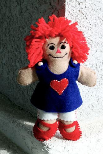 Felt-Doll