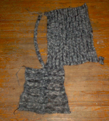 Swirling MIsts of Doom Sweater