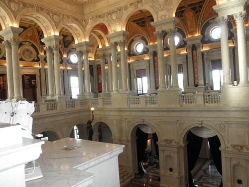 Great Hall of the Library of Congress