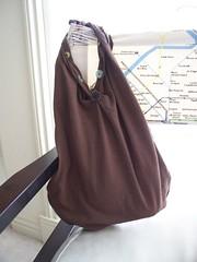 Upcycled T Shirt Bag