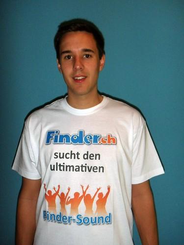 Finder-Sound T-Shirt