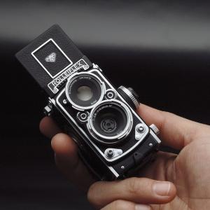 MINOX DCC Rolleiflex AF 5.0 (black)