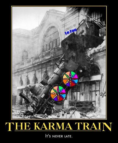 karma train1