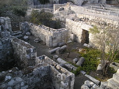 City of David Archaeology Site