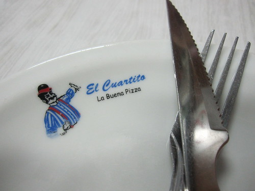 El Cuartito Pizza - Buenos Aires, Argentina