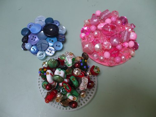 Bead + Button Jewelry - Summer of Making