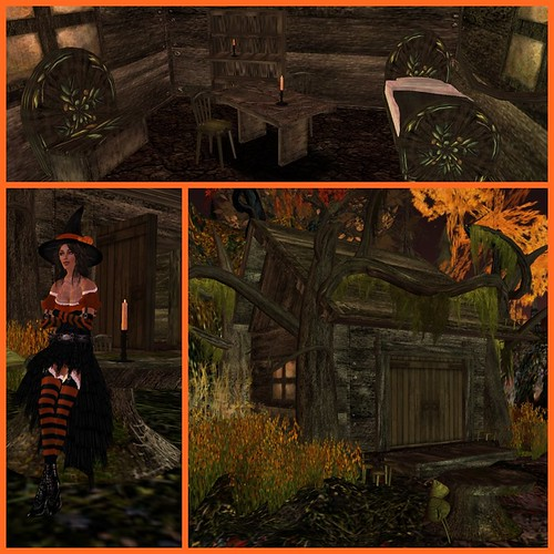W. Winx - Wood Witchs Cottage